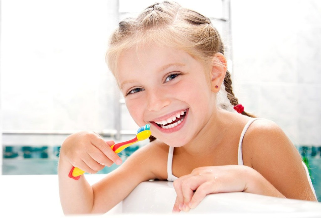 фторирование зубов